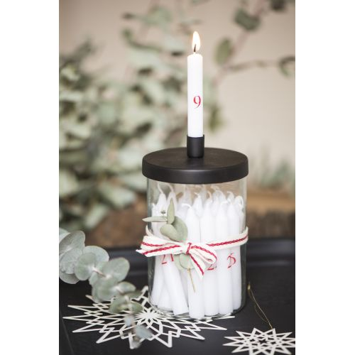 Set 24 adventních svíček