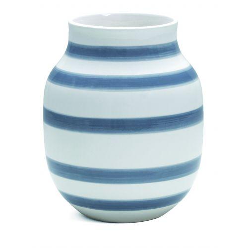 Váza Omaggio Light Blue 21 cm