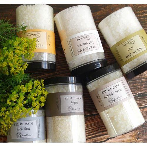 Mořská sůl do koupele Olive 460g
