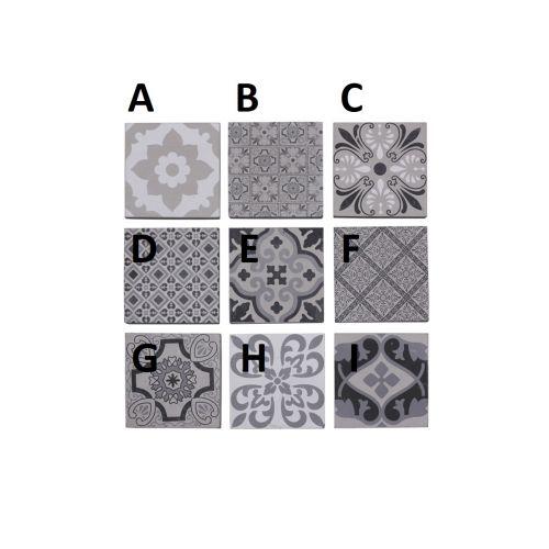 Cementová kachle French Tiles
