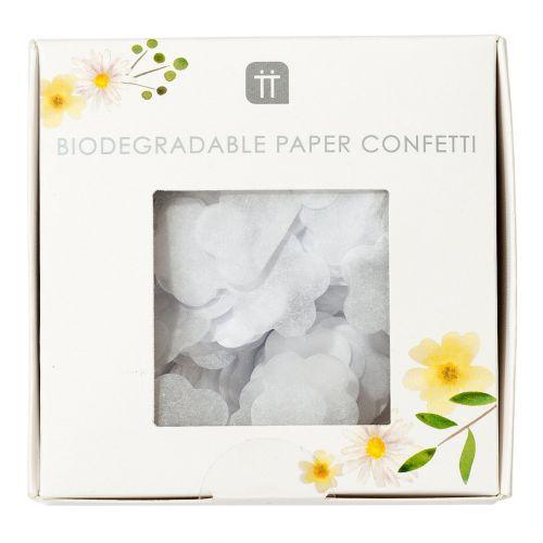 Svatební konfety Boho