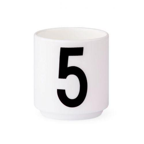 Espresso hrneček Letters Nr.5