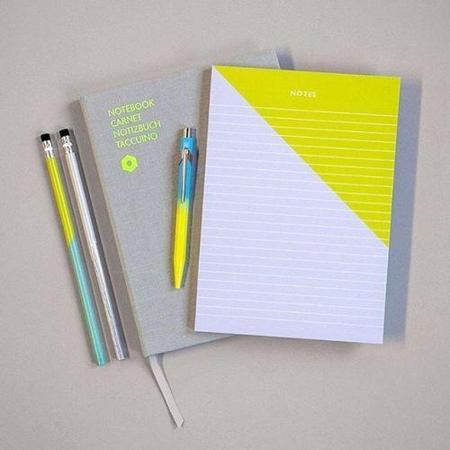 Tužky Colour Blocking Pencil - set 5 ks