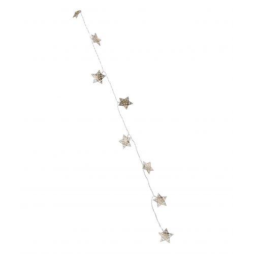 Světelný řetěz s hvězdami Sirius