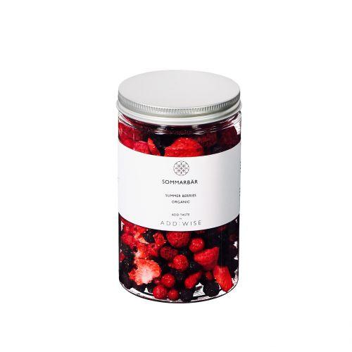 Křupavé červené ovoce 35gr