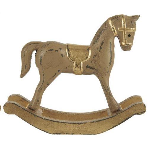 Dřevěný houpací kůň Rocking Horse