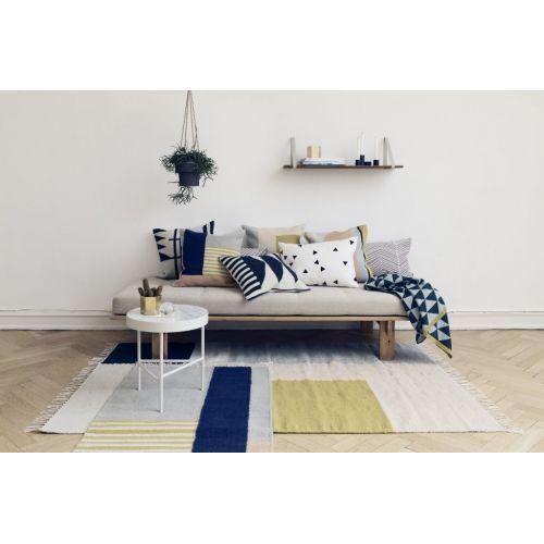 Vlněný koberec Squares