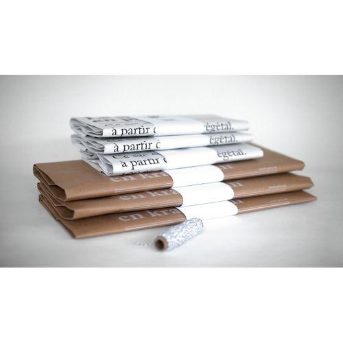 Papírový pytel En Kraft