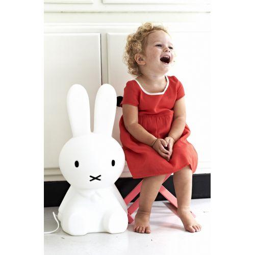 Dětská králičí LED lampa Miffy S