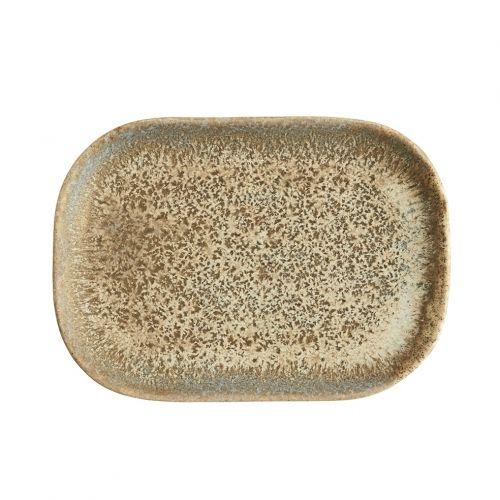 Keramický talířek Taupe 14 cm