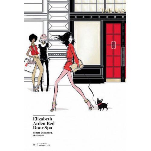 New York pro milovníky módy - Megan Hess
