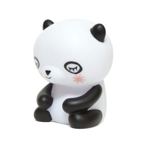 Noční LED lampička Panda bear