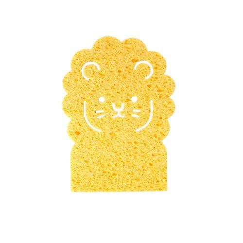 Dětská houba do koupele Lion