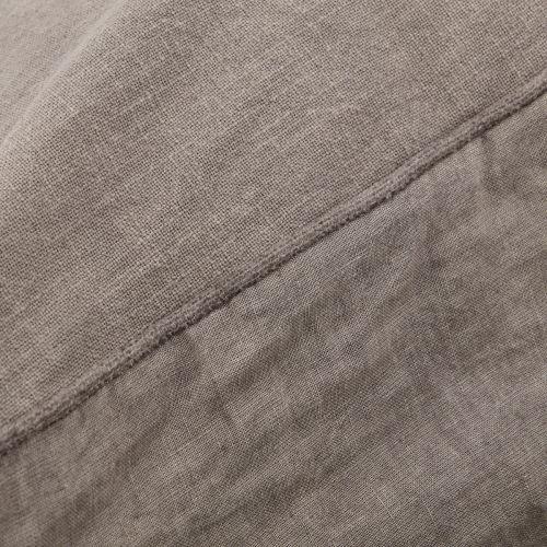 Povlak na polštář Sai Warm Grey 50x50 cm