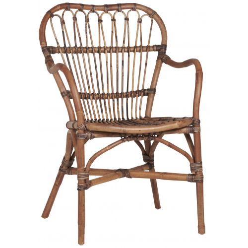 Ratanová židle Natural