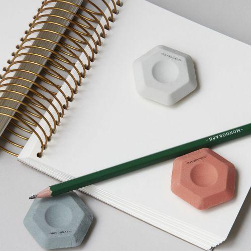 Sada 3 mazacích gum Erasers