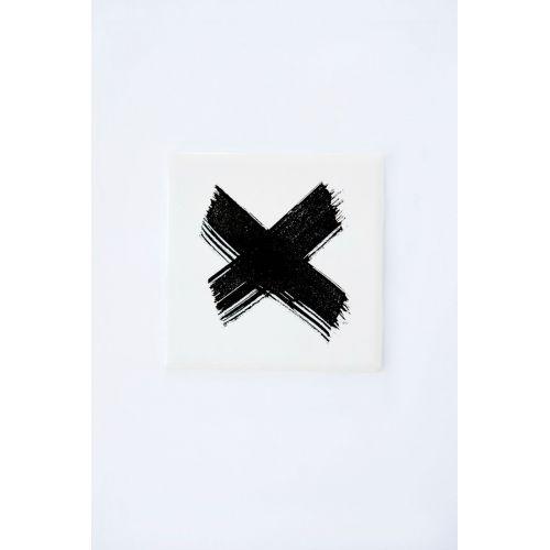 Podtácek Black print