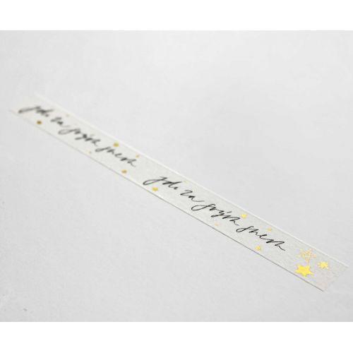 Papírová lepicí páska Jdi za svým snem