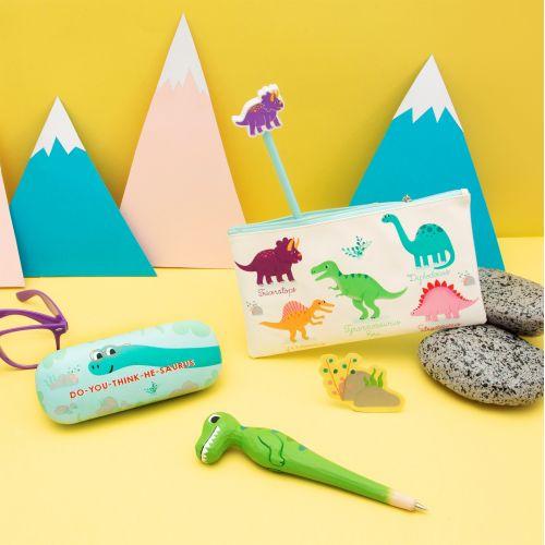 Tužka s gumou Dinosaurus