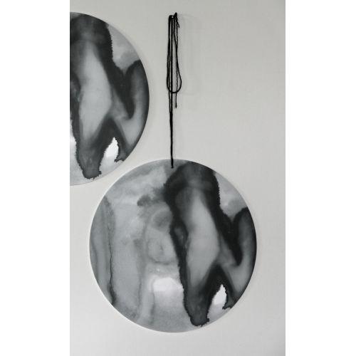 Závěsná dekorace Greyish 47cm