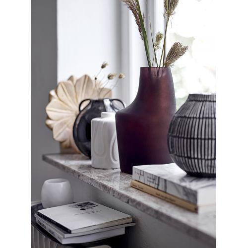 Skleněná váza Anda Brown