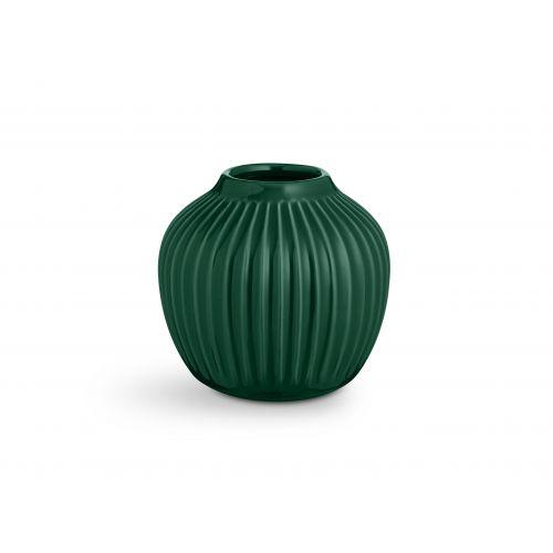 Keramická váza Hammershøi Green 12,5 cm