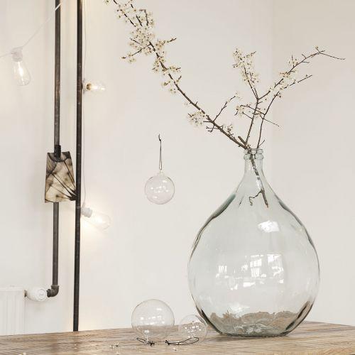 Vánoční baňka Glass 8cm