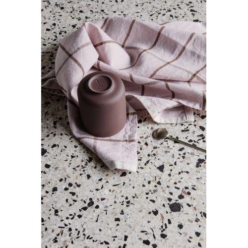 Kuchyňská utěrka Hale Rose/Rust