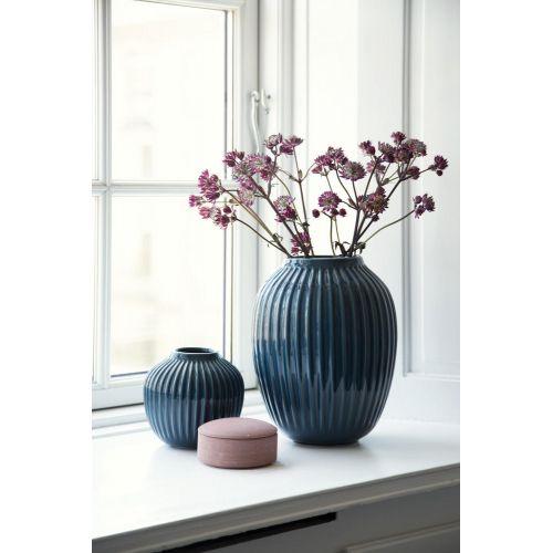 Keramická váza Hammershøi Petroleum 25 cm