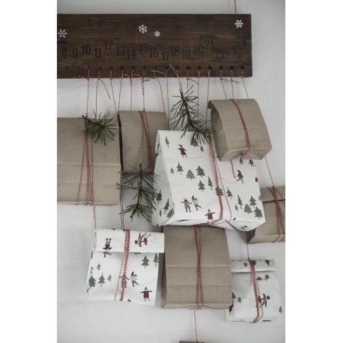 Papírový sáček Christmas Fairytale - M
