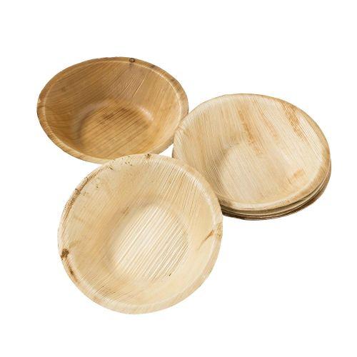 Misky z palmových listů Palm Leaf Small Bowls 6 ks
