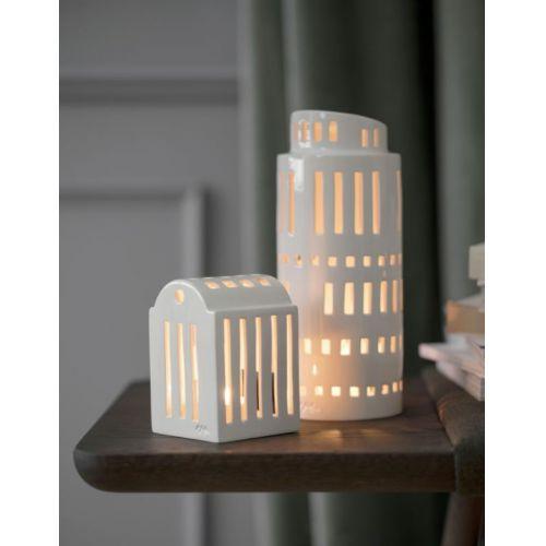 Lucerna domeček Urbania Light house 10,6 cm