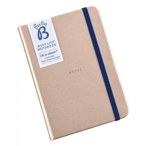 Zápisník Rose Gold Notes A6