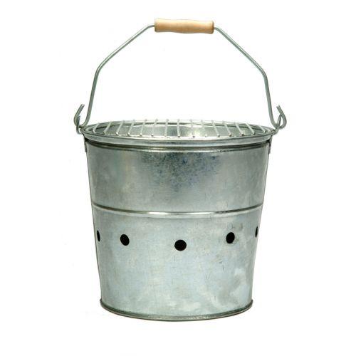 Přenosný grill BBQ - menší