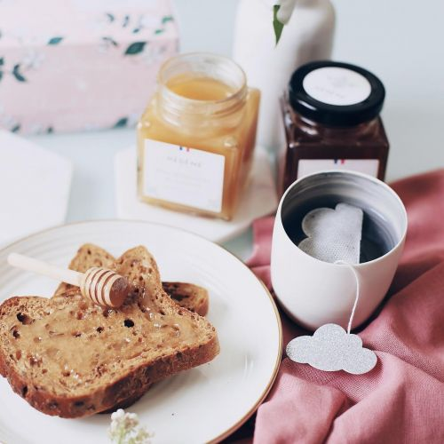 Černý čaj English Breakfast Nuage Argenté 5 ks