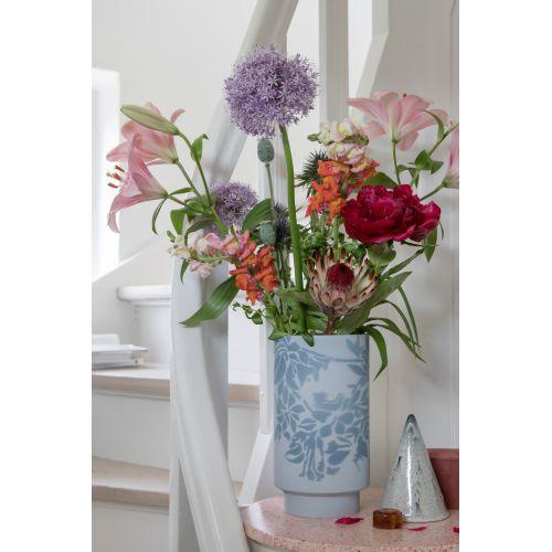 Keramická váza Dusty Blue 26,5 cm