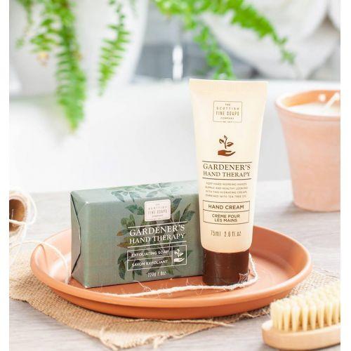 Jemné peelingové mýdlo Gardeners Therapy 220g