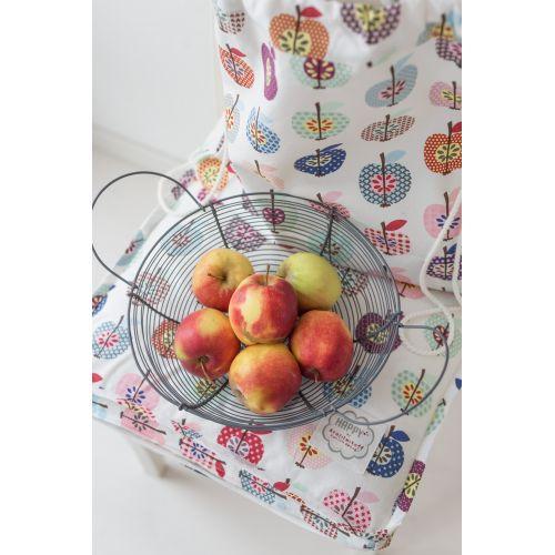 Bavlněný povlak na sedák Apple
