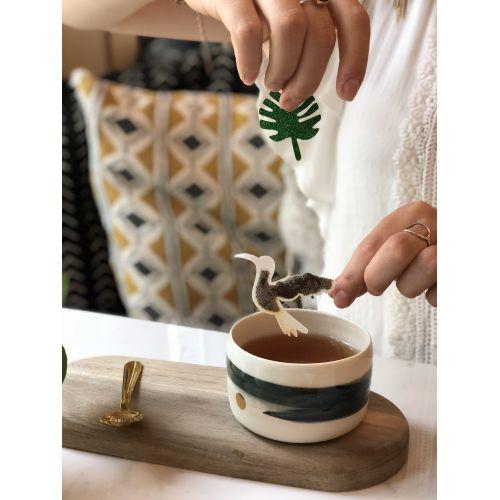 Zelený čaj s jasmínem jasmine Crane 5 ks