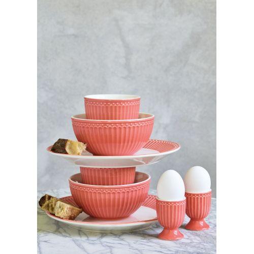 Keramický stojánek na vejce Alice Coral