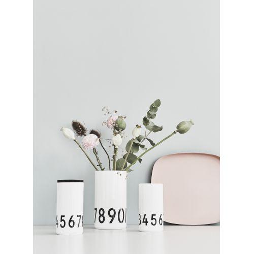 Porcelánová váza nebo dóza Numbers 20 cm