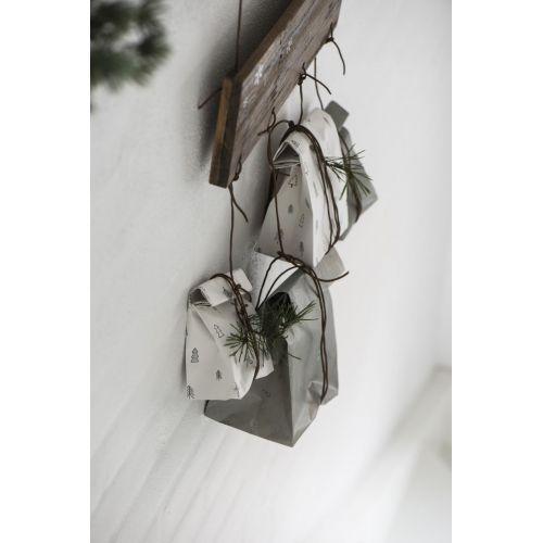 Papírový sáček Christmas Forest - S