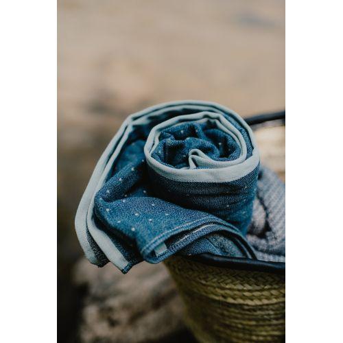 Osuška Sento Blue 100x180 cm