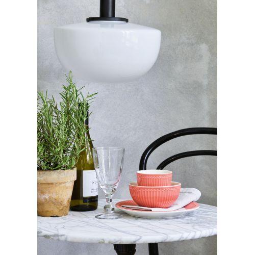 Keramický desertní talíř Alice Coral
