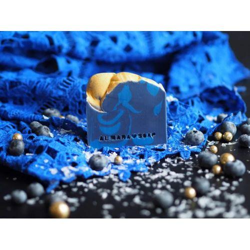 Přírodní mýdlo Blueberry Jam
