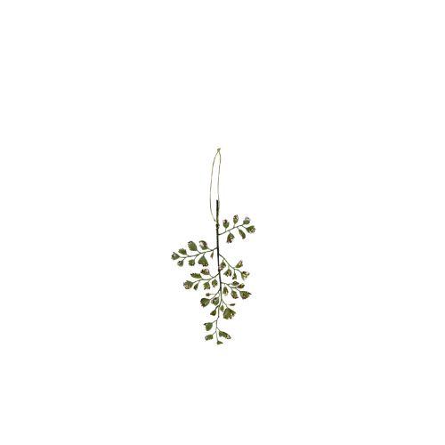 Dekorativní větvička Leaf Glitter