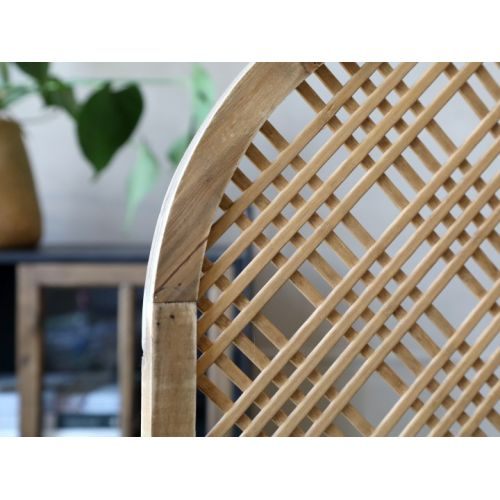 Bambusový paraván Brown