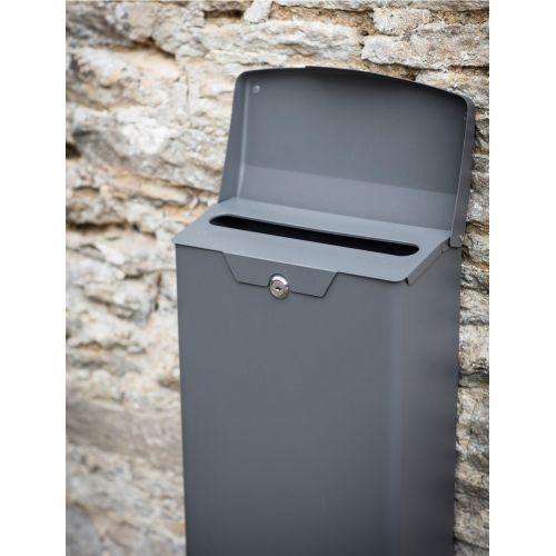 Poštovní schránka Shipton Carbon
