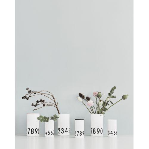 Porcelánová váza Numbers 15 cm