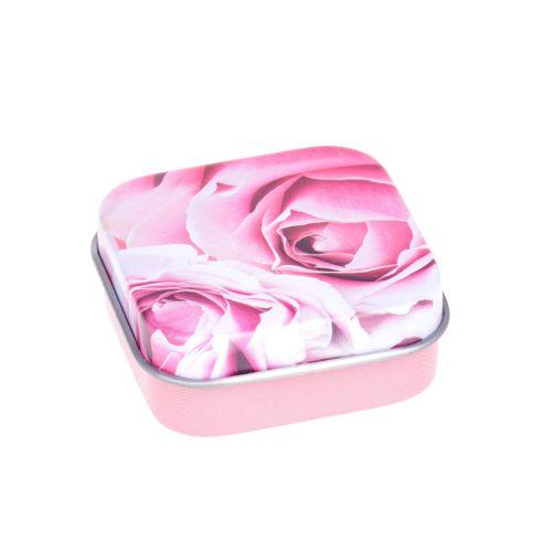 Mini mýdlo v krabičce - Růže 25g